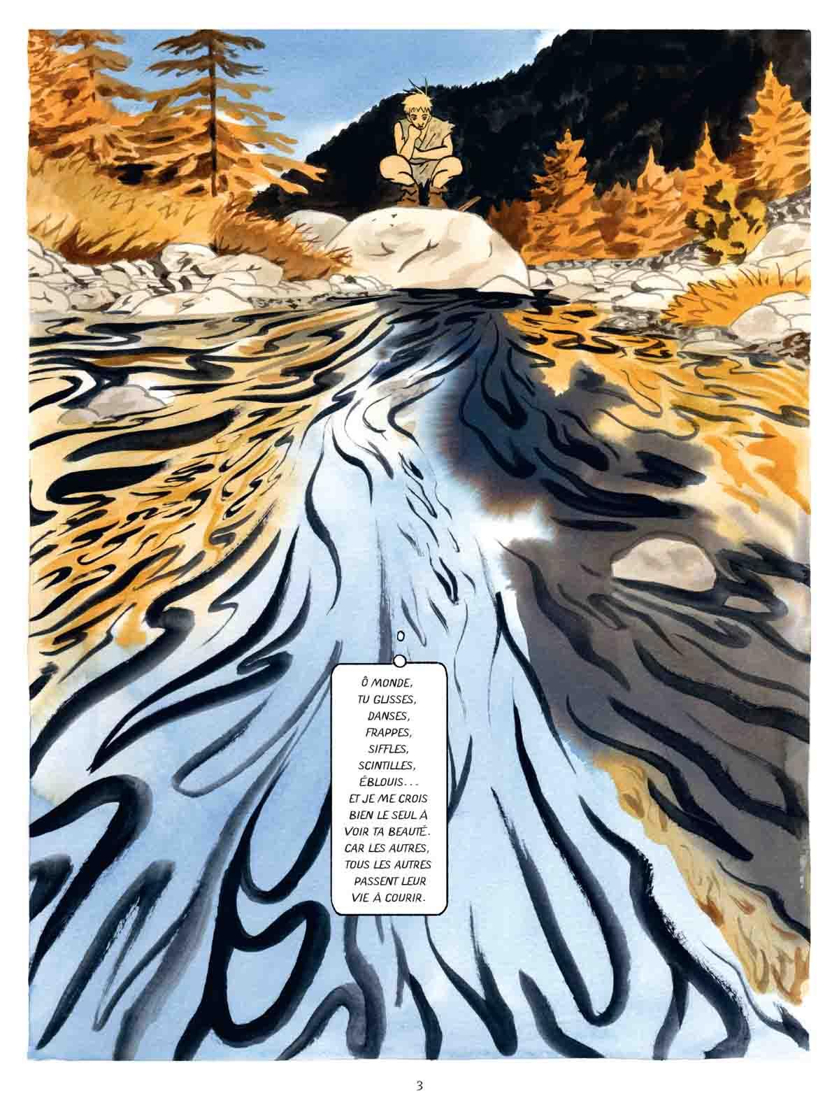 Penss et les plis du monde - Jérémie Moreau