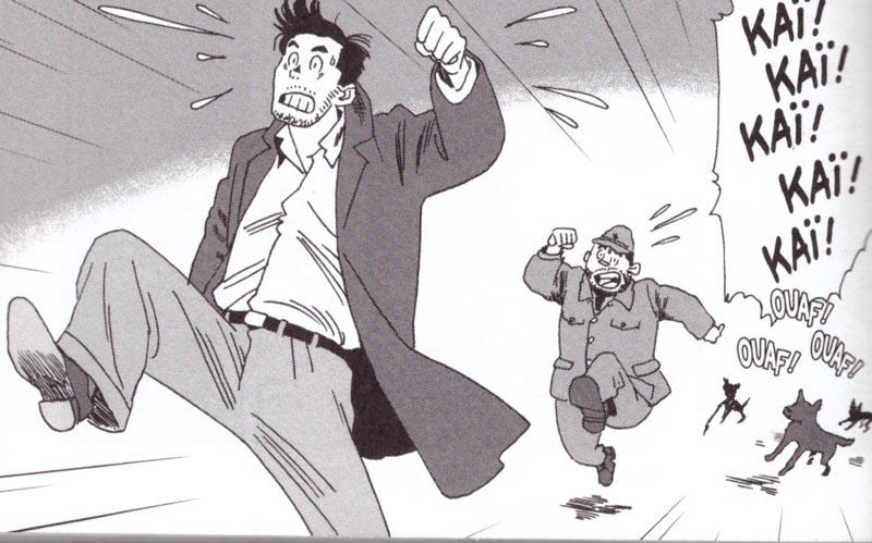 Sengo, tome 1, Retrouvailles - Sansuke Yamada
