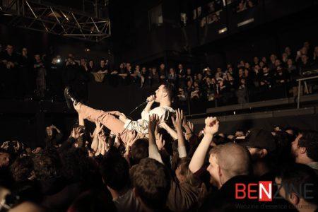 THE MURDER CAPITAL - PARIS - Café de la Danse - 2020-02-10