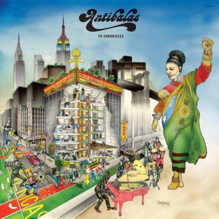 ANTIBALAS – Fu Chronicles