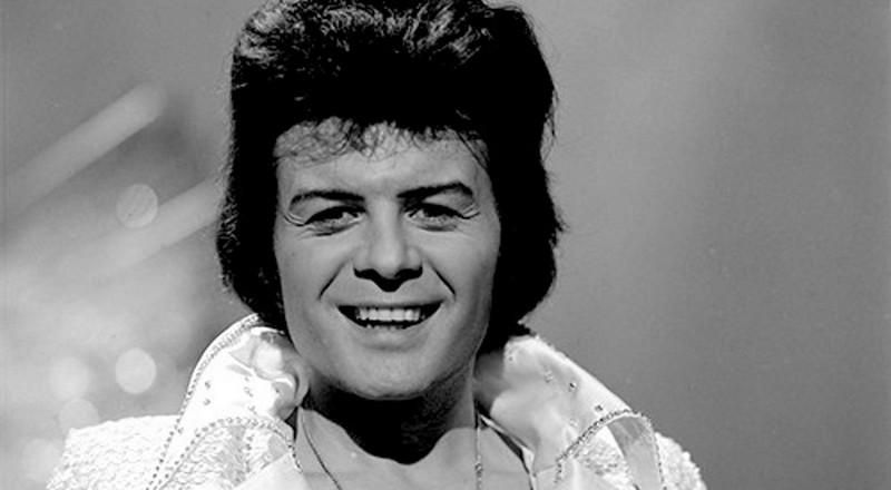 Gary Glitter 1974