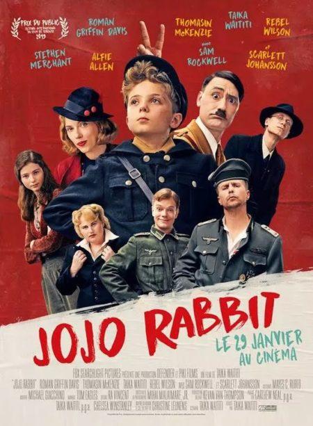 Jojo Rabbit affiche