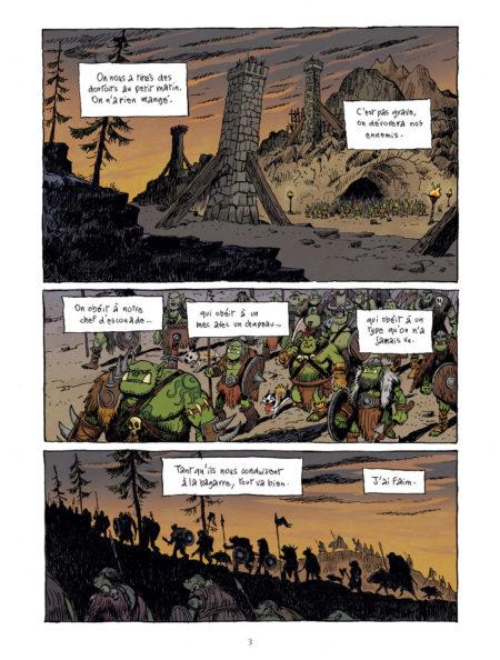 L'Armée du Crâne Donjon Antipodes Planche