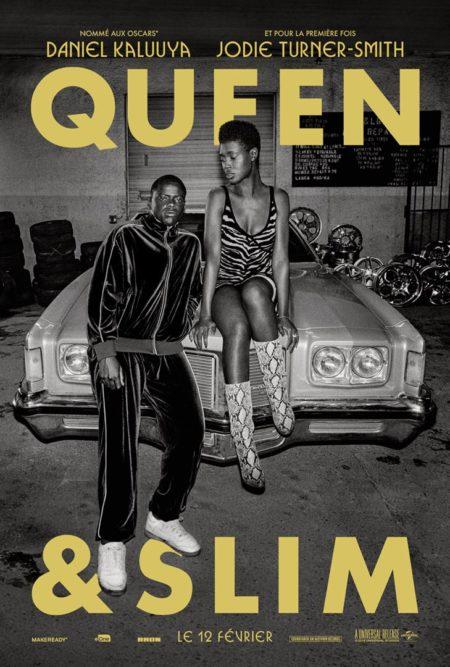 Queen & slim affiche