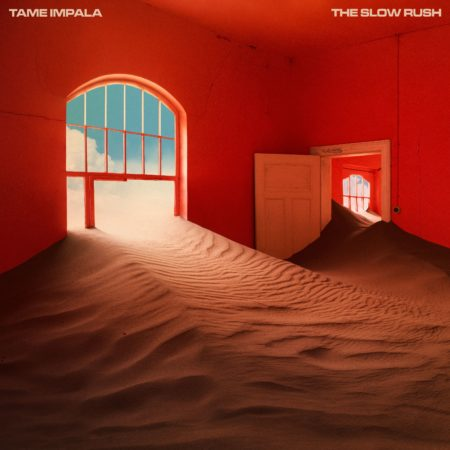The Slow Ruch Tame Impala pochette