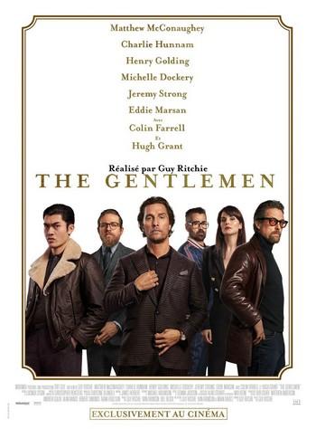 the gentlemen affiche