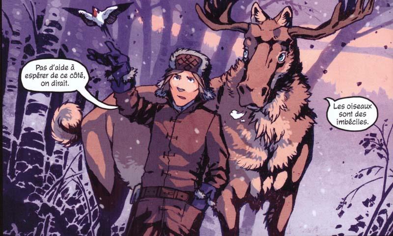 Un rêve de renard - Minna Sundberg