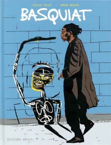 Basquiat couverture BD