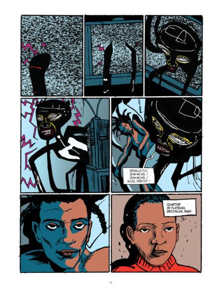 Basquiat planche
