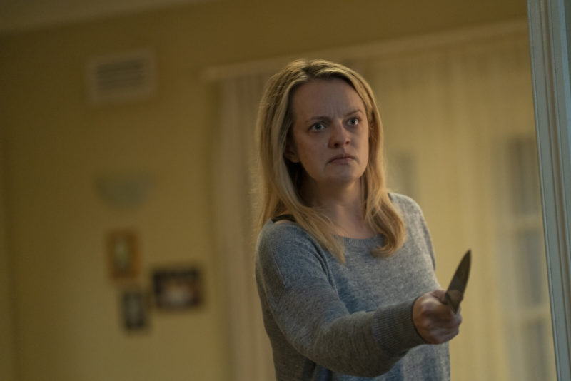 Elisabeth Moss - Copyright 2020 Universal Pictures. All Rights Reserved.