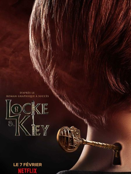 Locke and Key S1 Poster