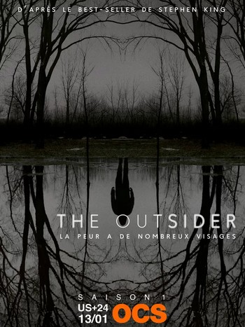 The Outsider saison1 affiche2