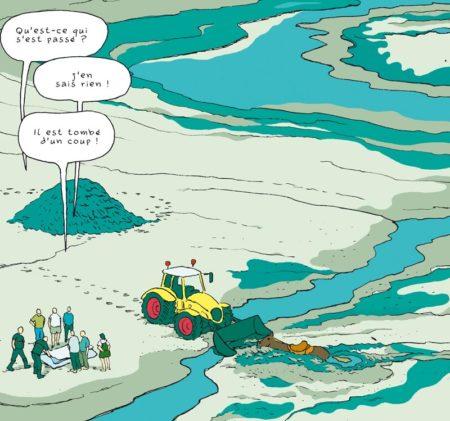 Algues vertes, l'enquête interdite – Inès Léraud et Pierre Van Hove