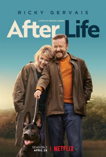 After Life S2 Poster