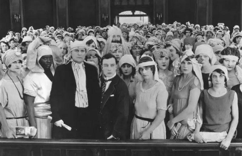 Fiancées en Folie Buster Keaton