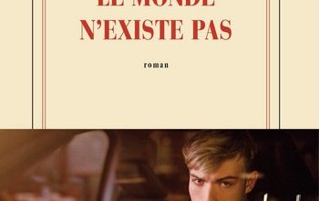 Le monde n'existe pas - Fabrice Humbert