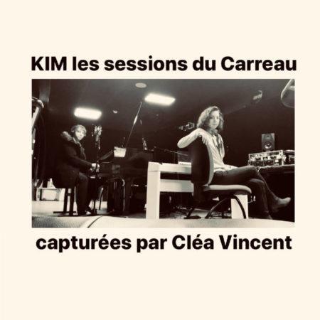 Les sessions du Carreau capturées par Cléa Vincent