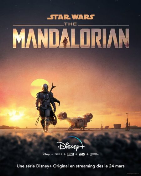 THE MANDALORIAN S1 affiche