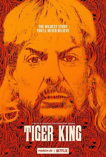 Tiger king affiche