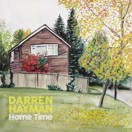 Darren Hayman -home-time