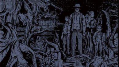 La Couleur tombée du Ciel Lovecraft Tanabe