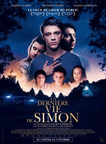La Dernière Vie de Simon affiche