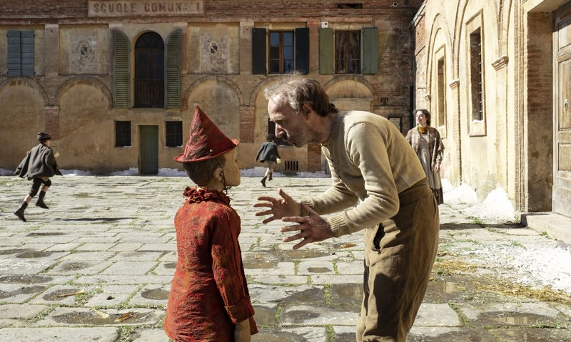 pinocchio matteo garrone photo