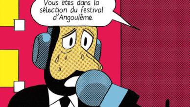 Un auteur de BD en trop – Daniel Blancou