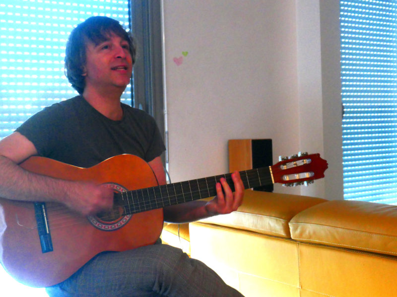 KIM concert à la maison