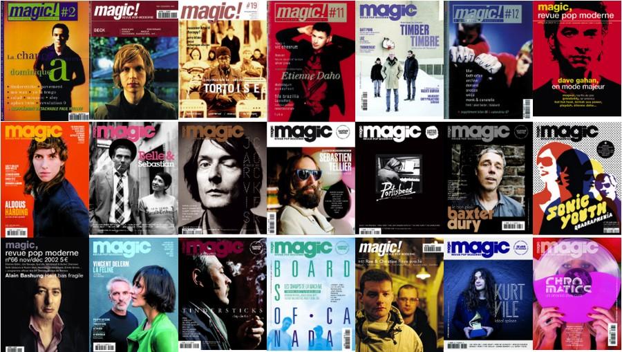 25 ans de magic revue pop moderne
