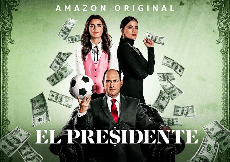 El Presidente affiche