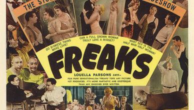 Freaks Tod Browning