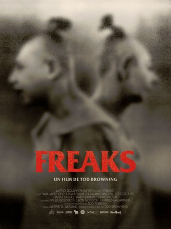 Freaks Todd Browning