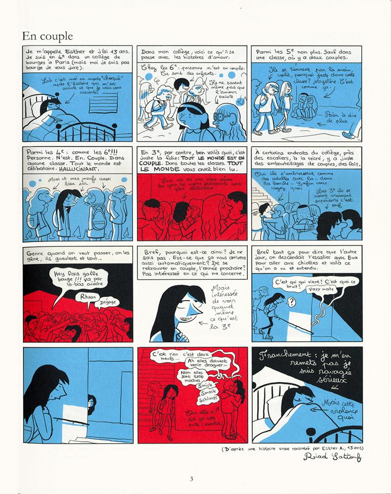 Les Cahiers d'Esther Le Journal de mes 14 ans