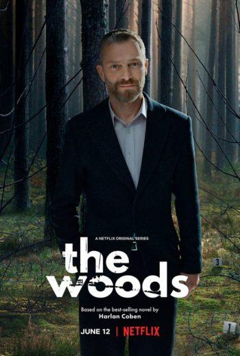The Woods Dans les Bois affiche