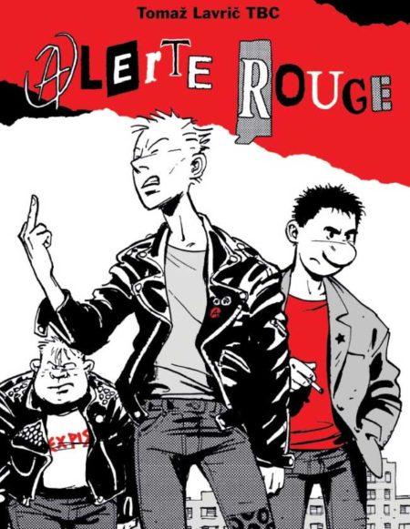 Alerte rouge – TBC alias Tomaž Lavrič
