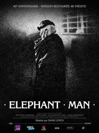 Elephant Man affiche