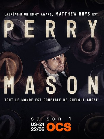Perry Mason affiche