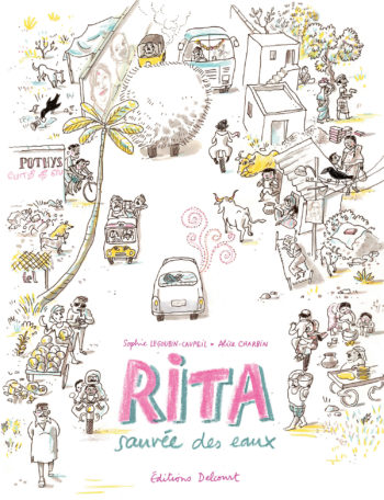 Rita Sauvee Des Eaux Couverture