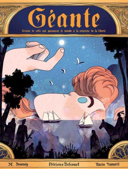 Géante – JC Deveney & Nuria Tamarit