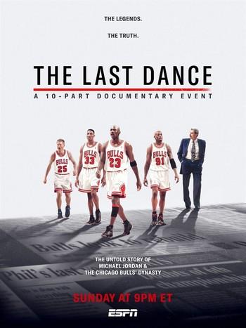 the last dance affiche