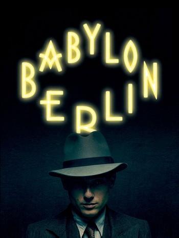 BABYLON BERLIN affiche