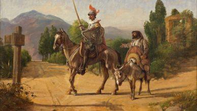 Don Quichotte Sancho Panza