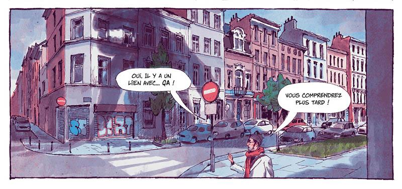 L'Éveil – Vincent Zabus & Thomas Campi