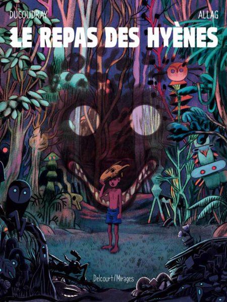 Le Repas des hyènes – Aurélien Ducoudray et Mélanie Allag