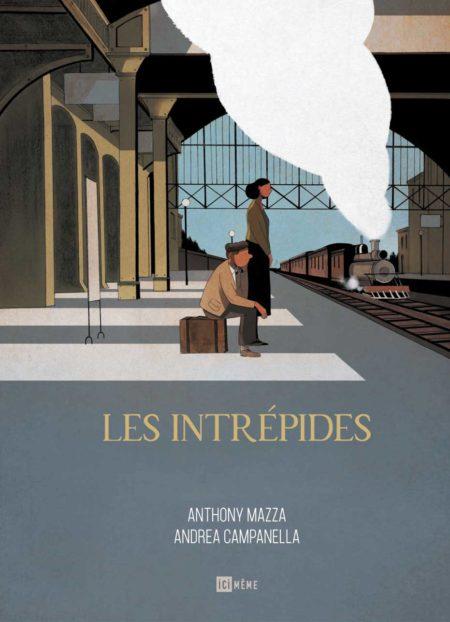 Les Intrépides - Andrea Campanella & Anthony Mazza