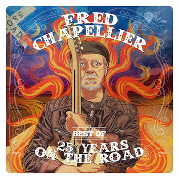 Fred Chapellier - Best Of 25 years on the road