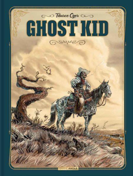 Ghost Kid - Tiburce Oger