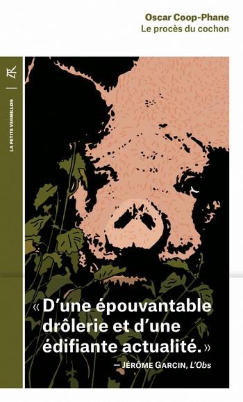 Le procès du cochon, Oscar Coop-Phane