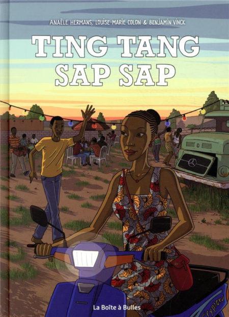 Ting Tang Sap Sap — Anaële Hermans, Benjamin Vinck et Louise-Marie Colon